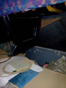 Тройное сиденье для Мерседес Спринтер 208 - Изображение #4, Объявление #1684119