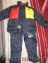продам зимний комплект на мальчика куртка и комбинезон