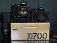 Nikon D700 цифровая зеркальная камера с Nikon AF-S VR 24-120mm $1000US