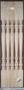 Пагонажные изделия из пиломатериалов технической сушки