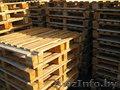 Продам поддоны деревянные бу (Бобруйск)