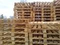 деревянные поддоны новые