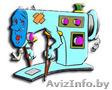 Швейных машин, оверлоков, консультация, ремонт,  наладка