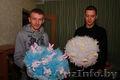Букеты из мягких игрушек к выписке из Роддома и любому празднику в Бобруйске.