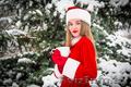 Костюмчик Santa Girl